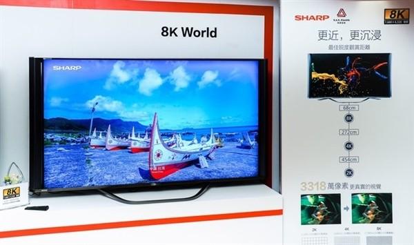 """8K电视的这些优势注定成为""""爆款""""!你真的不考虑换吗?"""