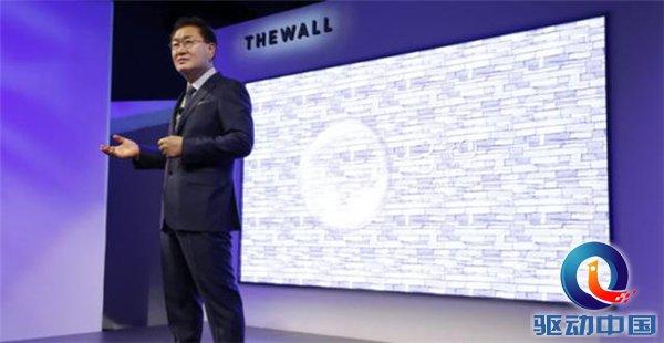 """三星搞事情!219英寸加大版""""The Wall""""或将亮相CES 2019"""