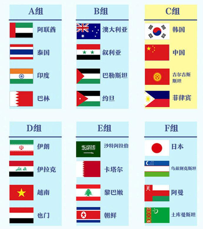 2019亚洲杯开幕国足赛程公布,智能电视如何收看直播?