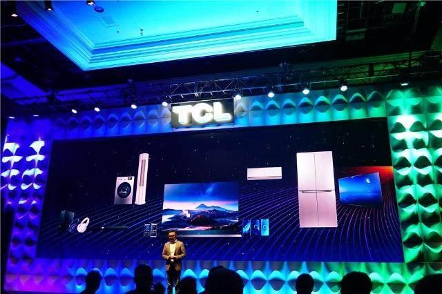 TCL发布8K QLED电视TCL X10 搭载4K转8K技术