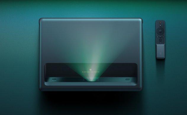 米家激光投影电视4K版发布 首发尝鲜价9999元!
