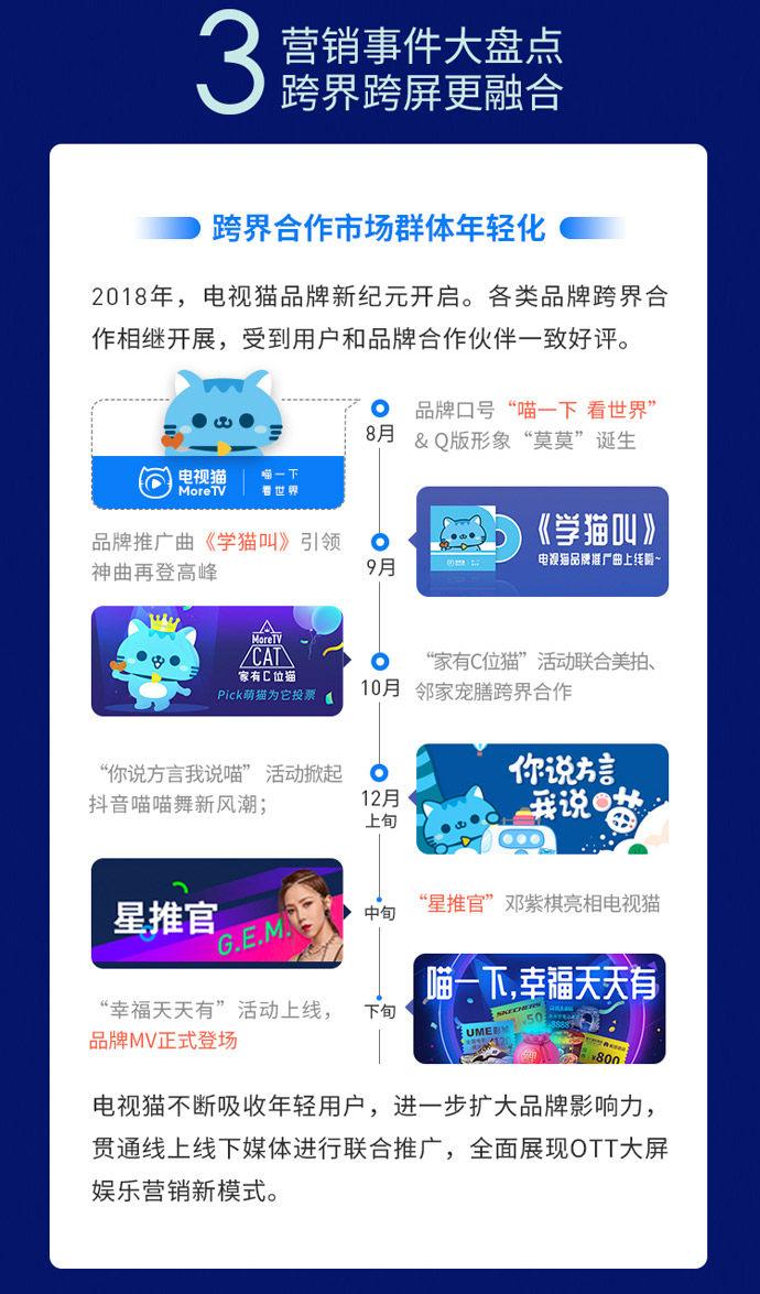 """电视猫2018年度报告——""""大屏营销更精彩"""""""