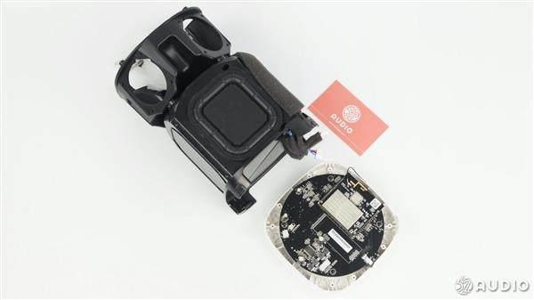 小米小爱音箱HD拆解评测:音质提升物有所值