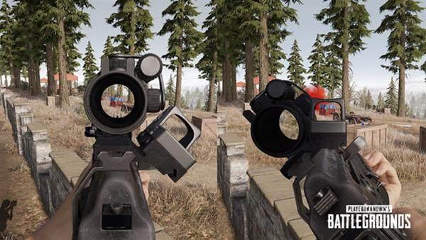 《绝地求生》PC1.0第25轮更新:新增武器和配件