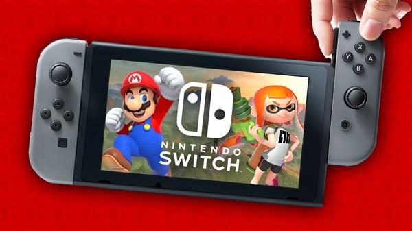 任天堂Switch更新7.0.0版本,中文系统正式上线