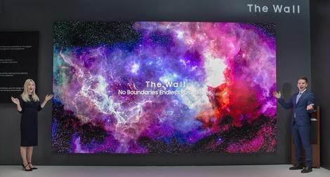 三星将在2019年大力推广8K QLED和MicroLED电视