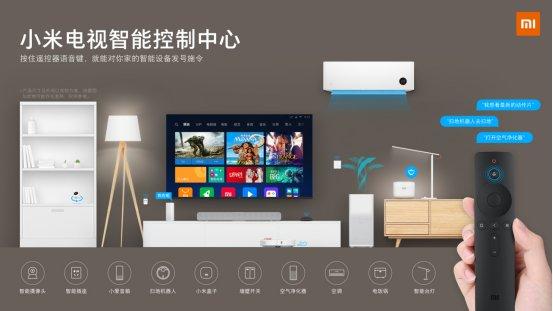 小米电视2019开年销量大爆发,智能家庭入口连接更多可能