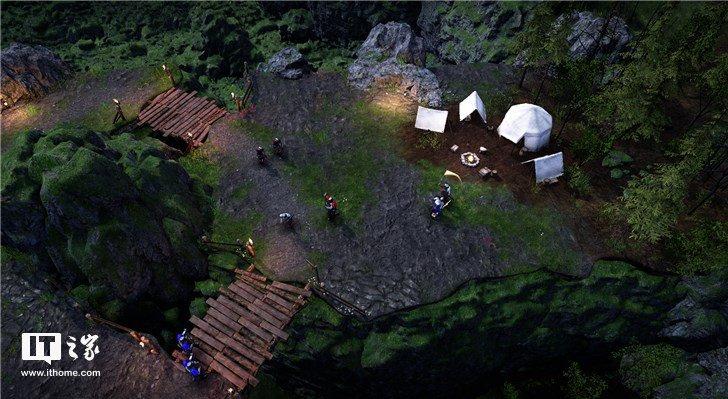 即时战略游戏Bannermen上架Steam,售价90元