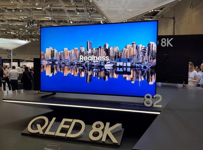 2019年电视行业精彩看点:8K、AI智能家庭物联网