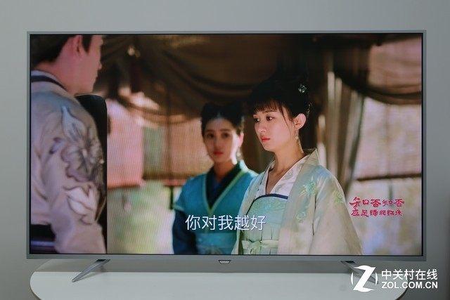 飞利浦舒视蓝系列55PUF7313/T3电视评测