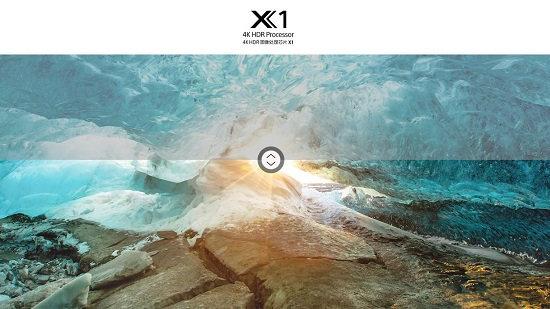 索尼X8500G/X8588G系列电视新品发布:共有55/65/75吋可选