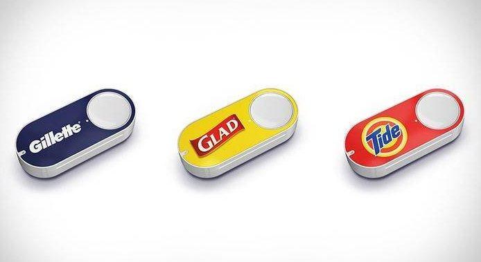 智能购物按钮亚马逊Dash宣布被永久下架