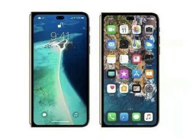 传苹果有意与三星显示器合作 或将2020年推出可折叠iPhone