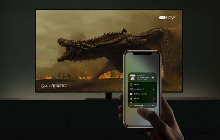 LG新款电视年中推出,将支持苹果HomeKit和AirPlay 2