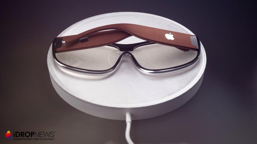 苹果AR眼镜有望于2019年年内发布 可与iPhone联动