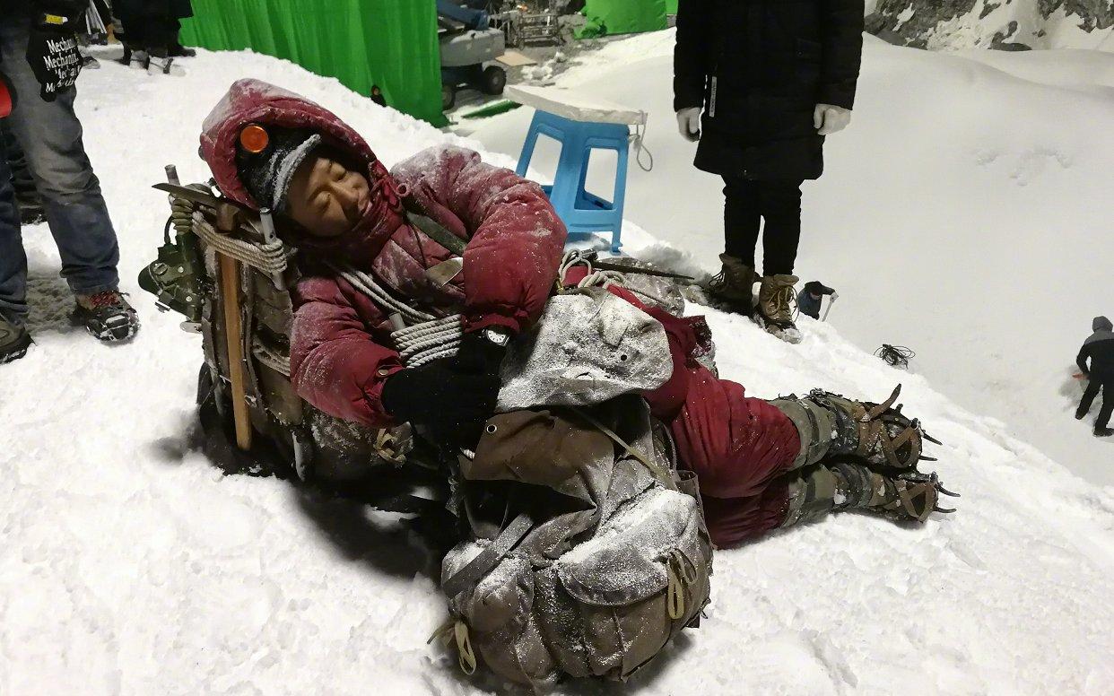 胡歌参演吴京新片攀登者 电影攀登者上映时间及演员表曝光