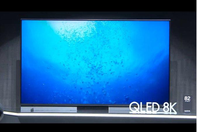 三星QLED 8K Q900电视新品发布 引领超高清8K时代