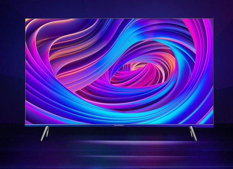 创维极光幻彩全面屏电视H20 55英寸正式发布:首发限量100台