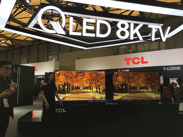 AWE 2019现场直击:TCL X10系列新品正式登台亮相