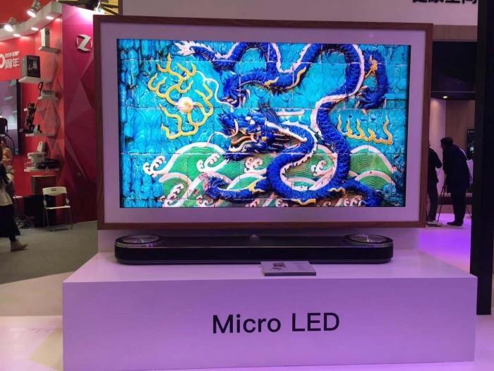 AWE 2019现场直击:康佳展出Mini LED TV/黑钻电视概念机