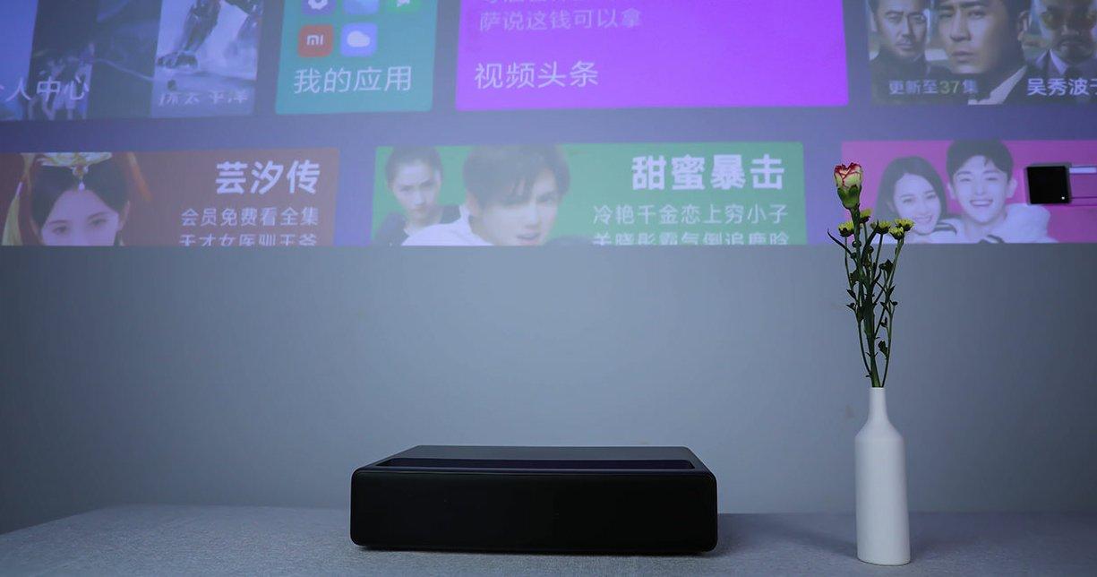 智能投影爆发,4K投影产品成投影最大亮点