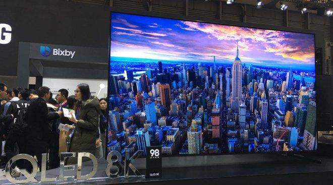 从2019AWE看电视发展趋势:大屏8K成主流,差异化明显