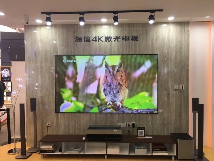 80吋的大屏电视终于可以买得起了!