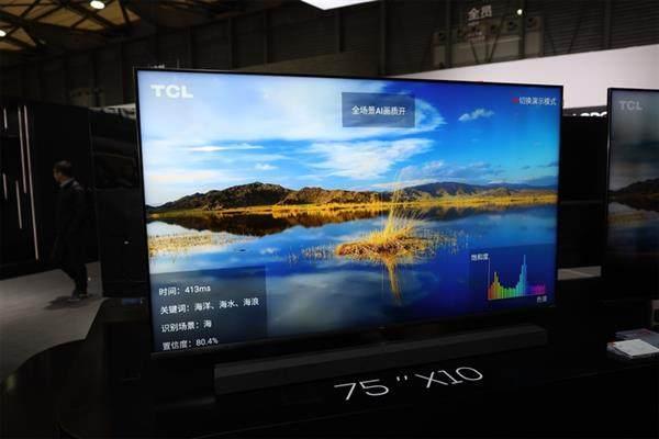 大屏电视价格逐渐亲民,80寸液晶电视受欢迎