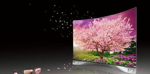 三星QLED电视与LG OLED电视在高端电视市场展开激烈竞争