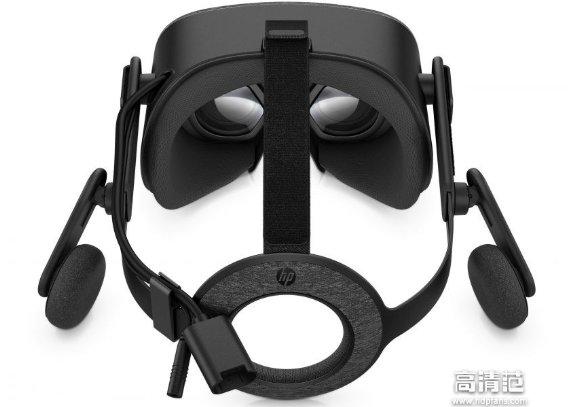 惠普发布全新VR HP Reverb,必须搭配电脑使用