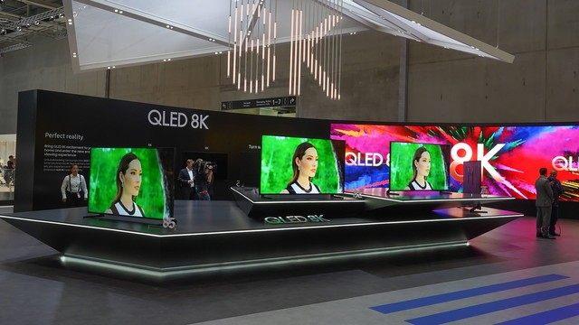 8K时代已经来临!海内外媒体点赞三星QLED 8K电视