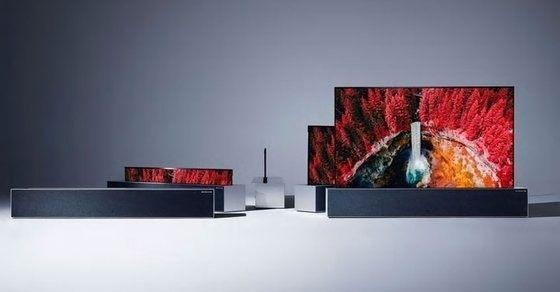 LG可卷曲电视发布:今年新品售价将下调30%
