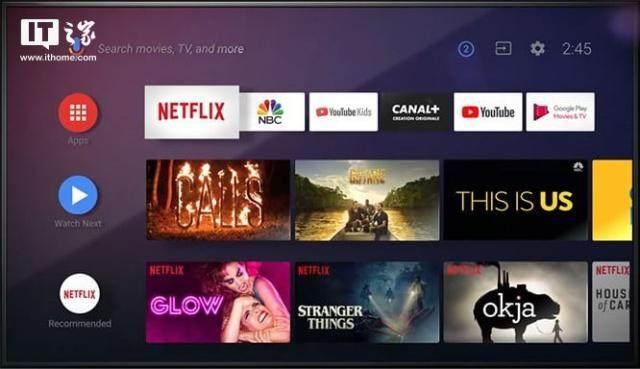 国外用户也不能幸免,多款Android TV智能电视加入广告