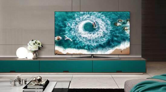 海信首款OLED电视A8正式上架苏宁易购 55吋标价10999元