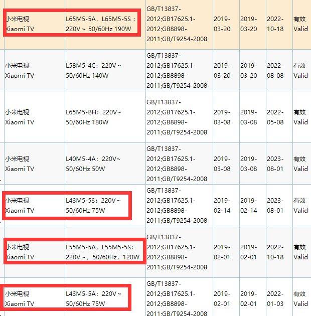 小米电视新品4月发布,旗舰款65寸小米电视5终于来了?