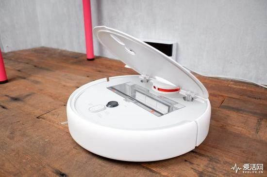 小米米家扫地机器人1S评测:升级有限,日常够用