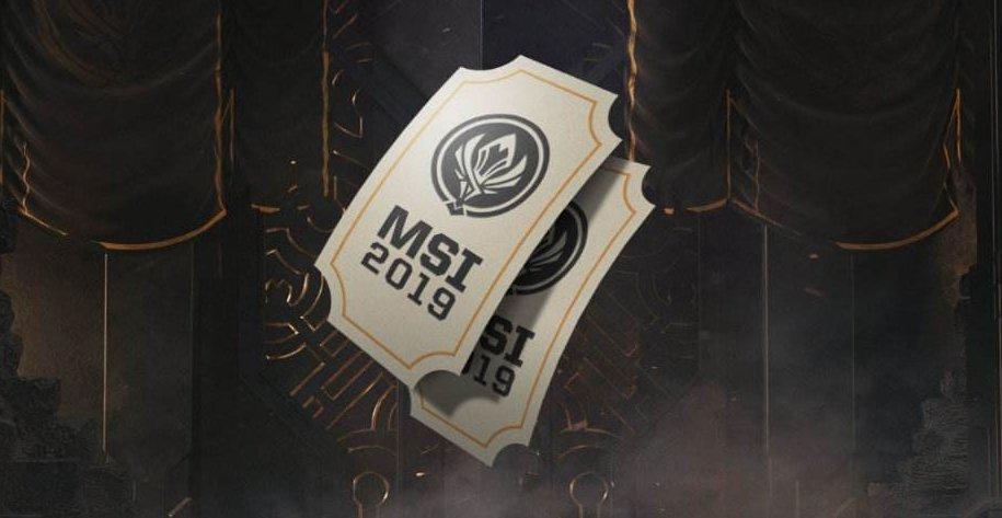 LOL2019MSI季中赛时间和举办地介绍 哪些战队具有参赛资格?