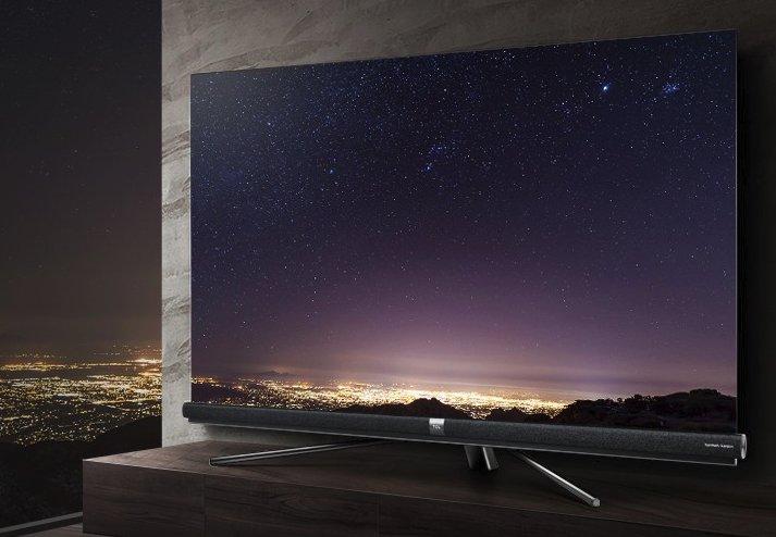 TCL发布2019Q1财报:营业收入增长15.5% 电视销量创新高