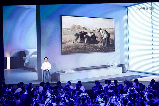 专访小米李肖爽:未来电视会越来越像一块屏,小爱将无处不在