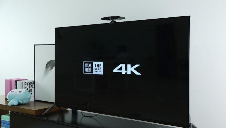 中国55英寸以上4K电视市场渗透率已达到90%以上