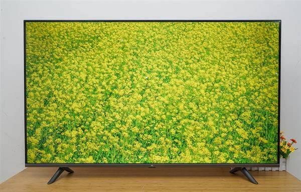 小米全面屏电视E55A测评:轻薄无边框全面屏