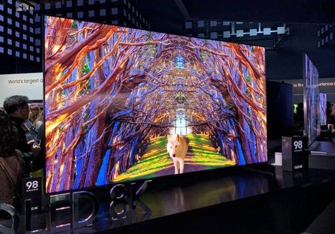 青岛将扩大超高清电视机生产规模,预计年产百万台8K电视
