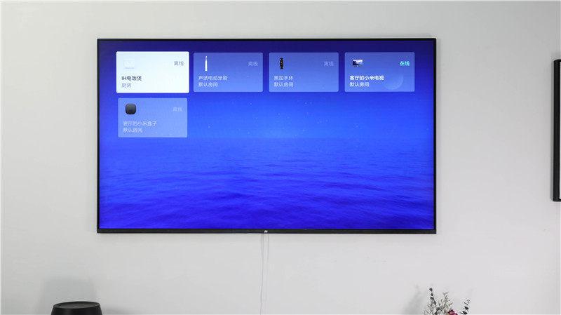 小米壁画电视评测:来自艺术的三重奏——电视、壁画和AI