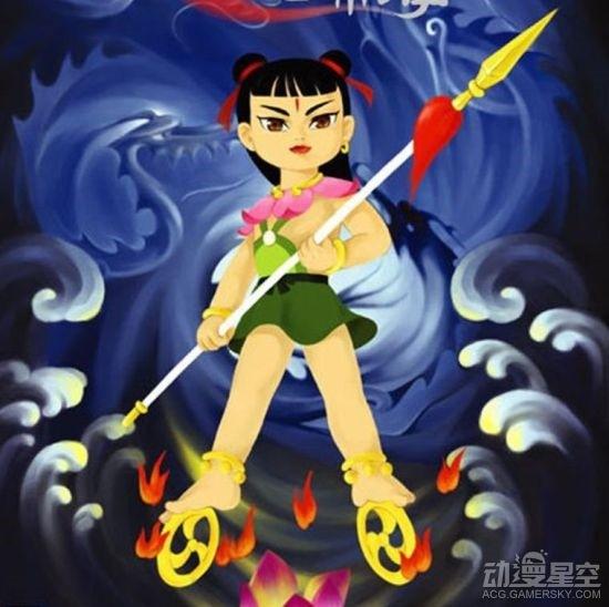 中美合拍动画《哪吒与变形金刚》2019年秋季开播