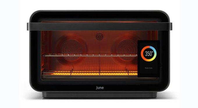 智能烤箱智能化升级,配备摄像头实现社交功能