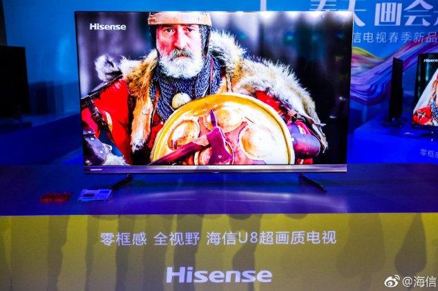海信电视机怎么样?2019年最值得买的五款海信电视