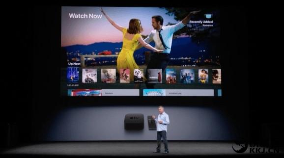 Apple TV应用改版:重心转移至流媒体订阅服务