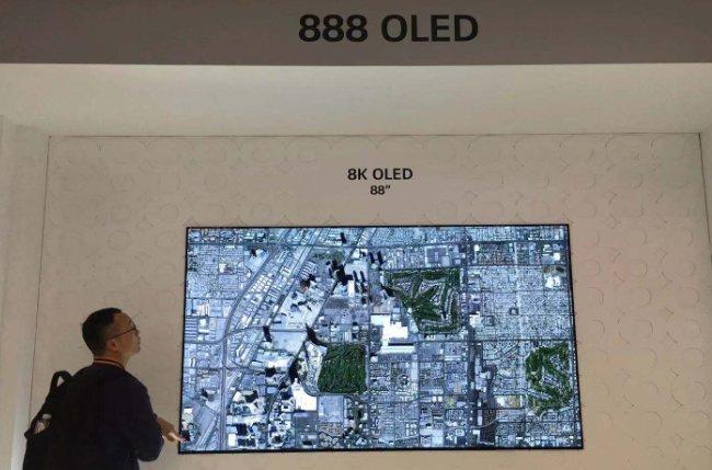 京东与LGD签署战略合作协议,将构建京东OLED电视矩阵