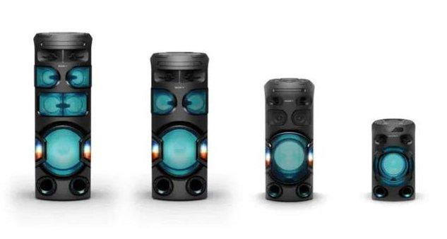 索尼在印度发布MHC系列音箱 售价低至1586元