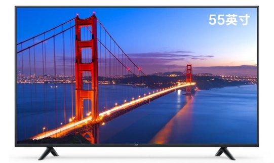 618大促55英寸电视推荐 海信E5A优惠多多